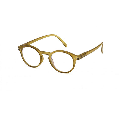 Izipizi Screen Glasses H-Frame | Bottle Green