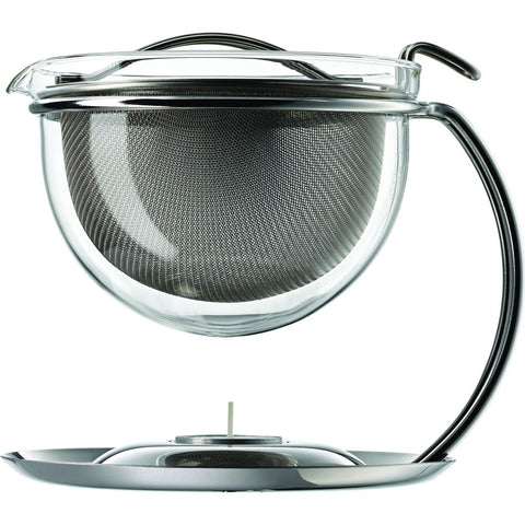 44200 Mono Filio Small Serving Teapot and Integrated Warmer | 0.6L