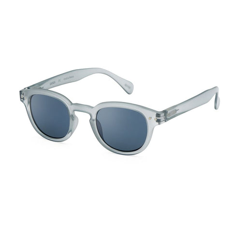 Izipizi Sunglasses C-Frame | Frosted Blue