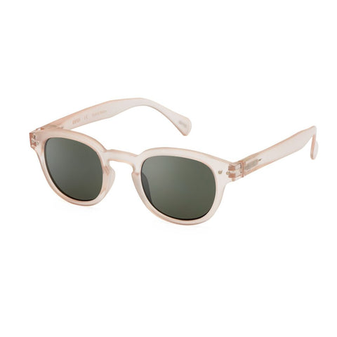 Izipizi Sunglasses C-Frame | Rose Quartz