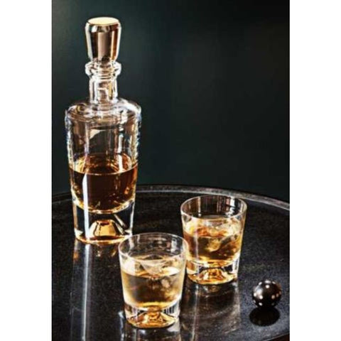 Vista Alegre Olympos Whisky Decanter
