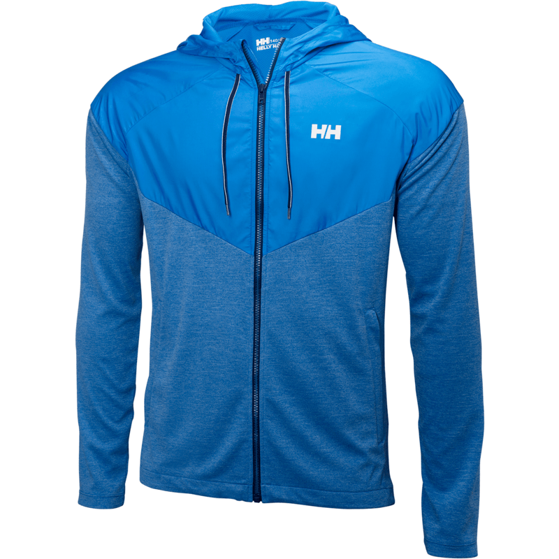 Helly Hansen VTR Cruzn Jacket | Racer Blue Heather
