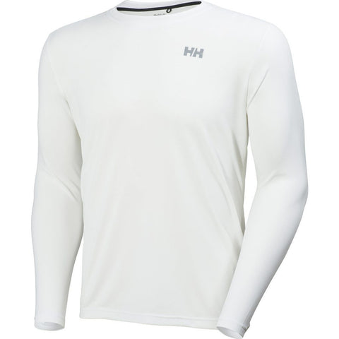 Helly Hansen Men's Vtr Ls 1/2 Zip | White Size S 49226_001-S