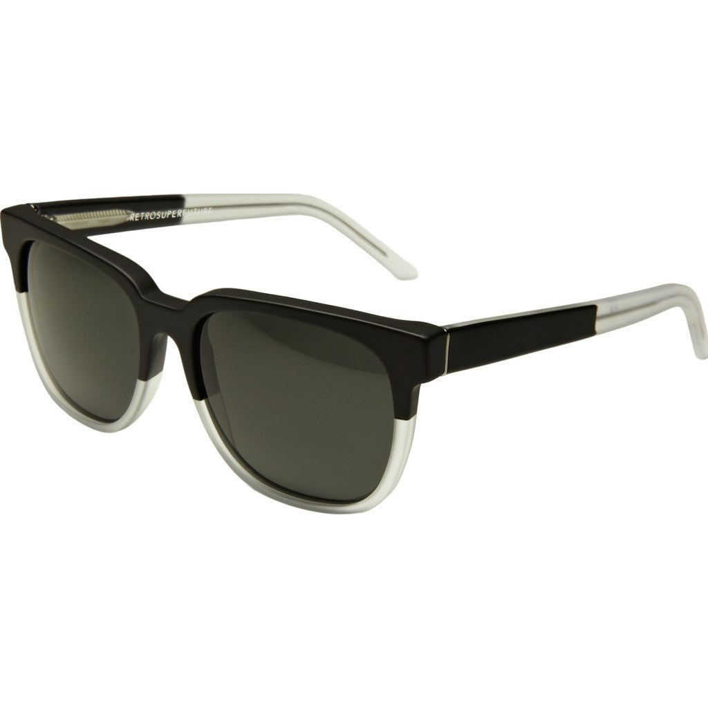 RetroSuperFuture People Sunglasses | Black Crystal 499