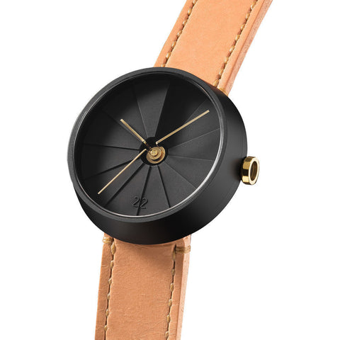 22 Design Studio 4th Dimension Watch | Midnight