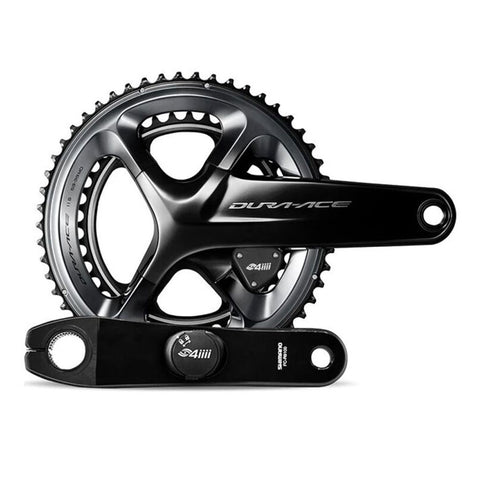 4iiii Dual Side Ride Ready Precision Pro Powermeter | Dura Ace FC-R9100