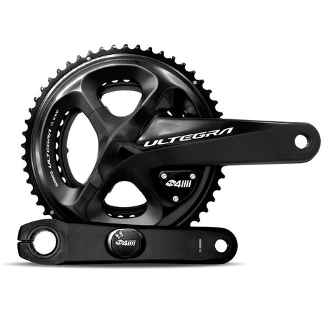 4iiii Dual Side Ride Ready Precision Pro Powermeter | Ultegra FC-R8000 w/ PMD-100