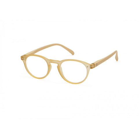 Izipizi Reading Glasses A-Frame | Neutral Beige