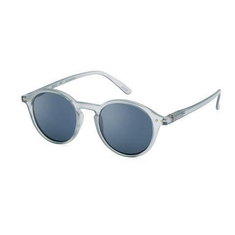 Izipizi Sunglasses D-Frame | Frosted Blue