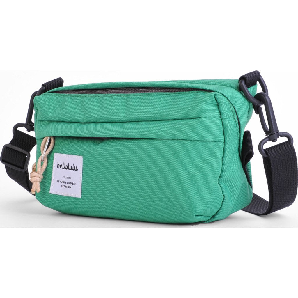 Hellolulu Hollis Mini Shoulder Bag | Green HLL50108-GRN