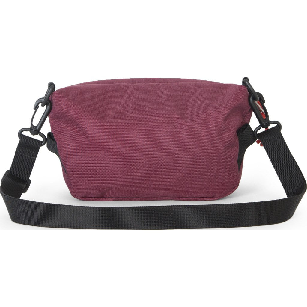 Hellolulu Hollis Mini Shoulder Bag | Burgundy HLL50108-BUR