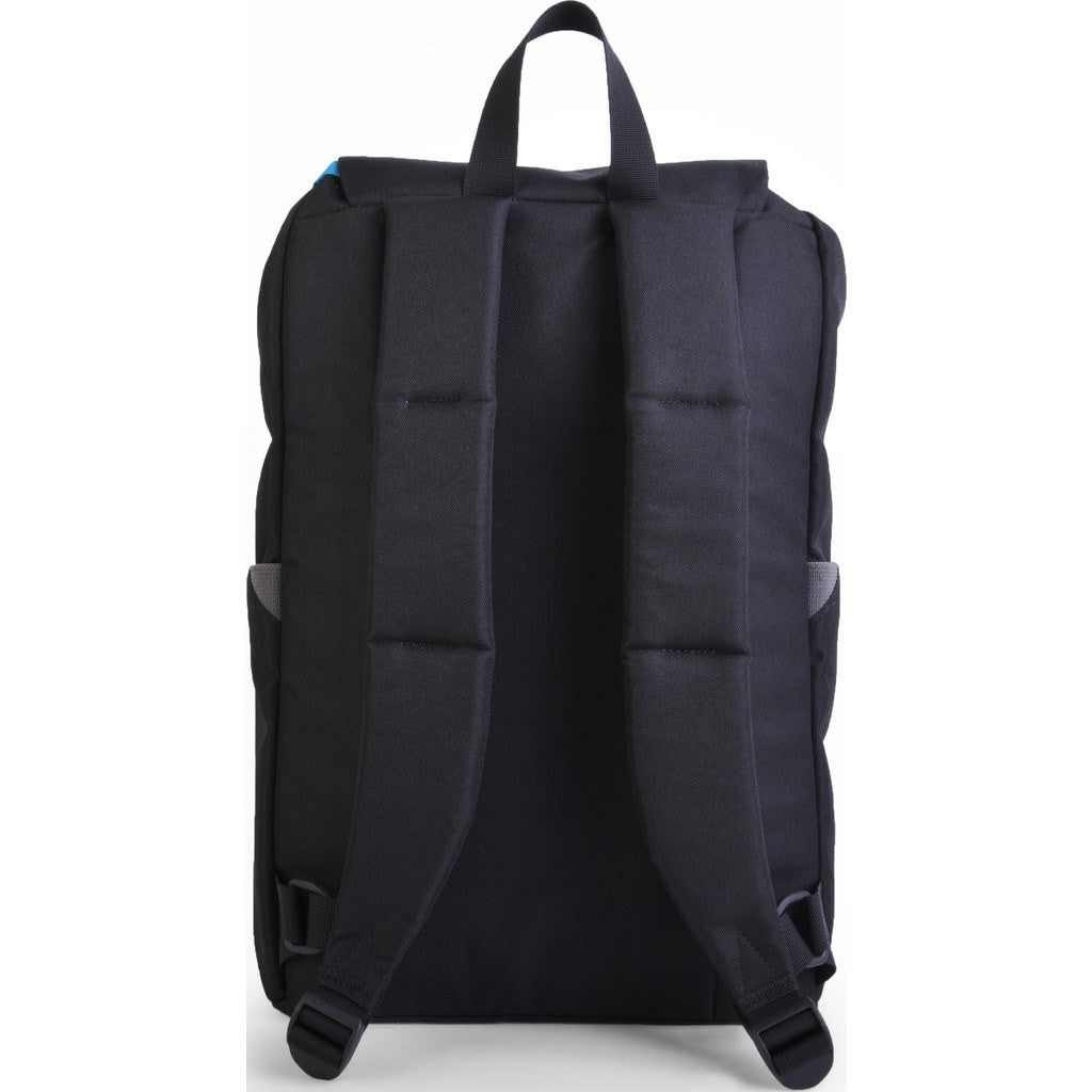 Hellolulu Sutton Drawstring Backpack | Black HLL-50110-BLK