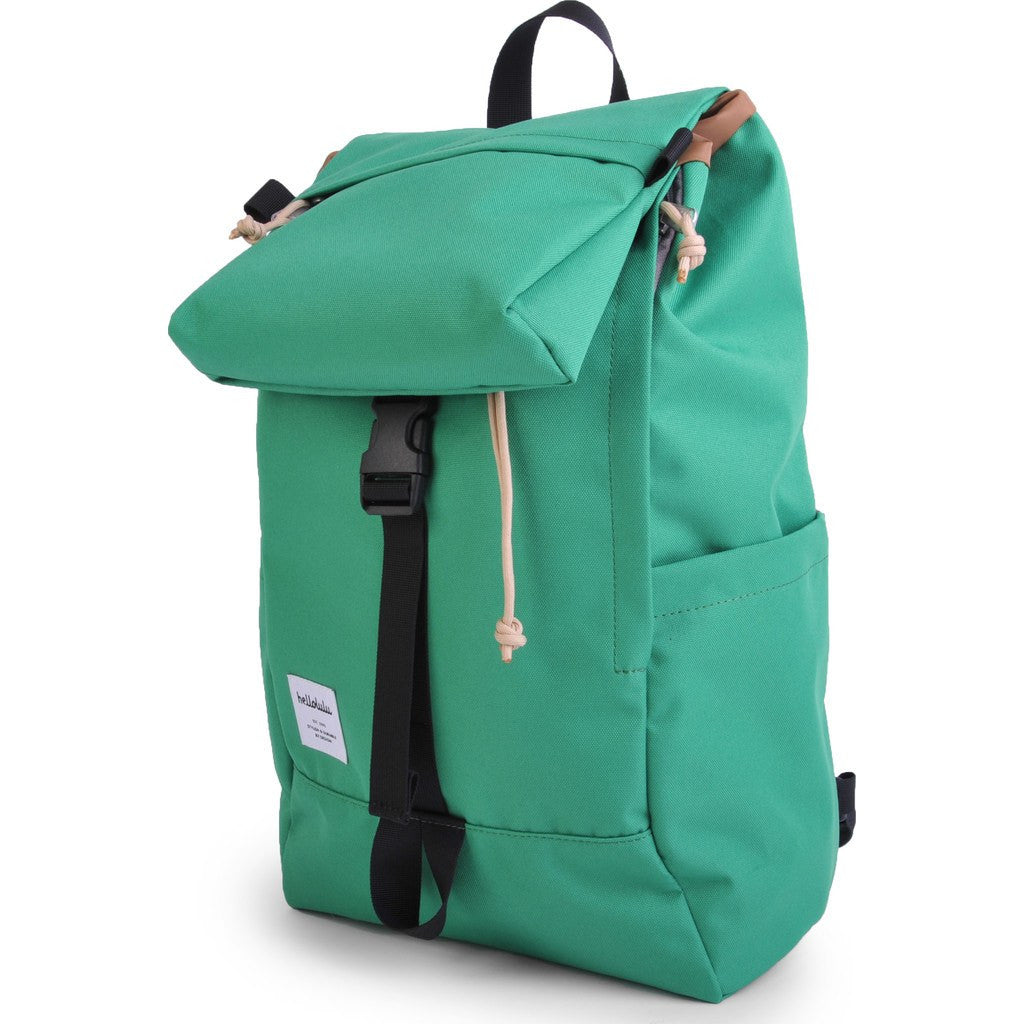Hellolulu Sutton Drawstring Backpack | Green HLL-50110-GRN