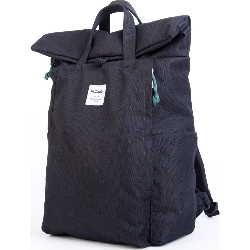 Hellolulu Tate Tote Backpack | Black HLL-50112-BLK