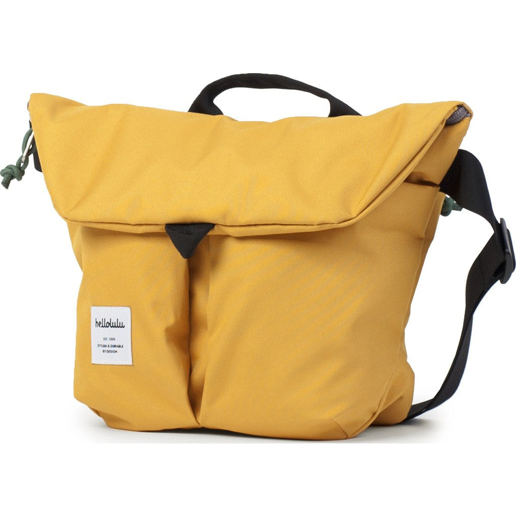 Hellolulu Kasen Shoulder Bag | Yellow HLL-50124-YLW