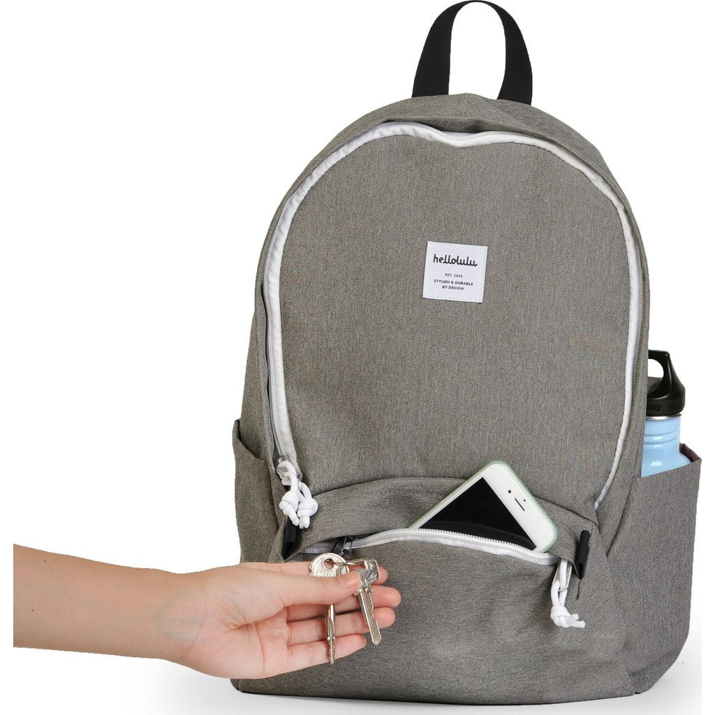 Hellolulu Dani Backpack | Grey HLL-50128-GRY