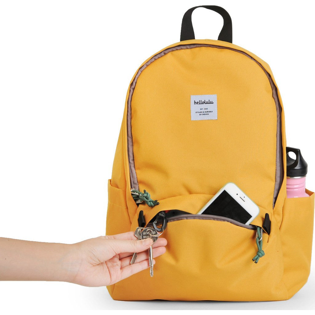 Hellolulu Dani Backpack | Yellow HLL-50128-YLW