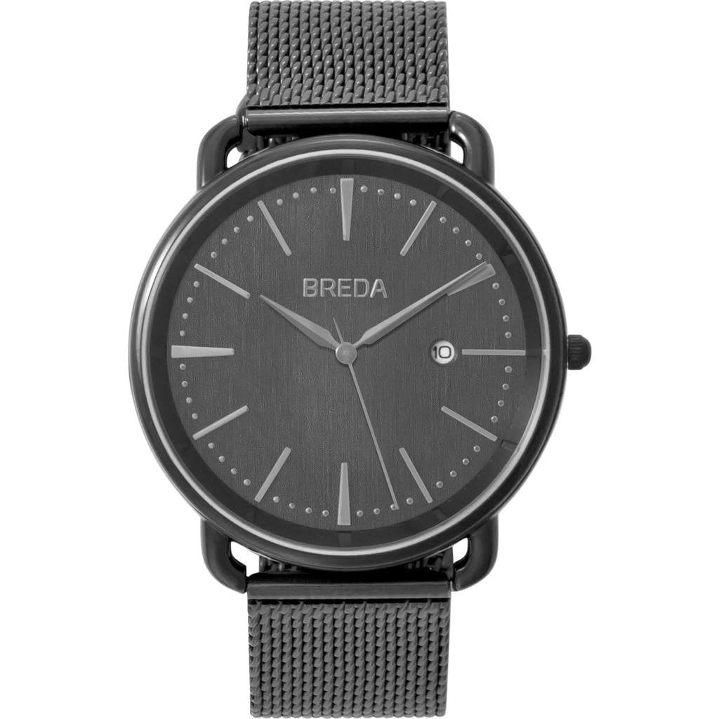 Breda Watches Linx Watch | Gunmetal 5016c
