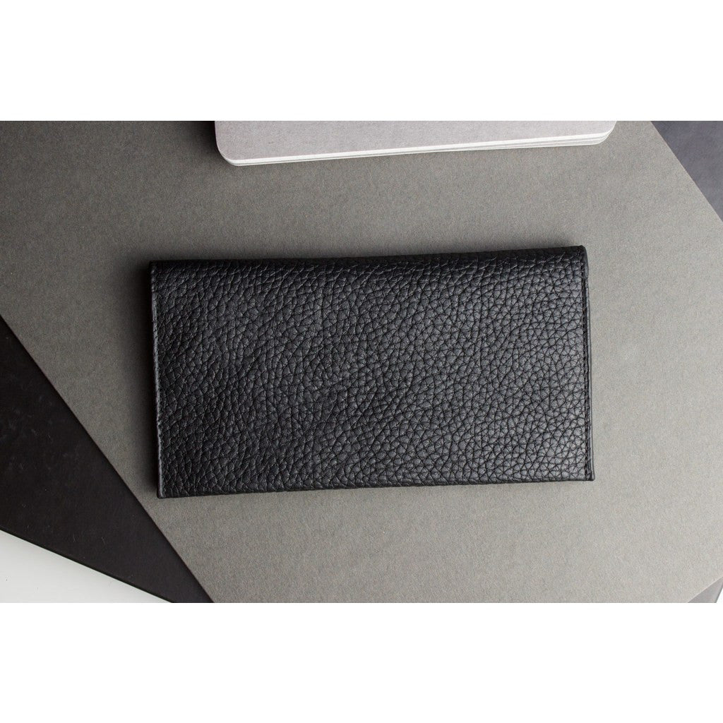 Kiko Leather iPhone 6/6s Wallet | Black 501