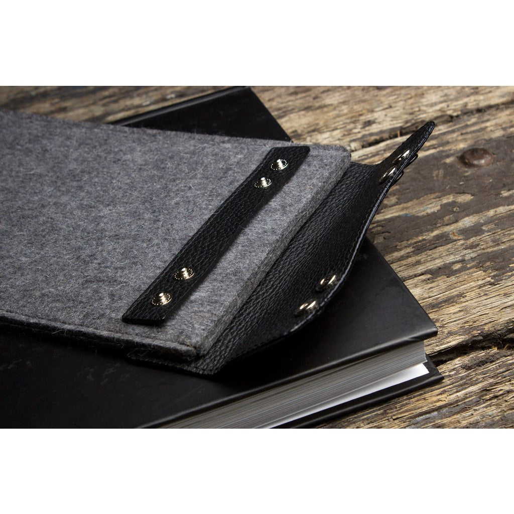 Kiko Leather iPad Mini Case | Black 508