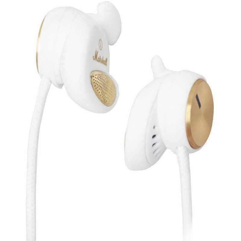 Marshall Minor In-Ear Headphones | White