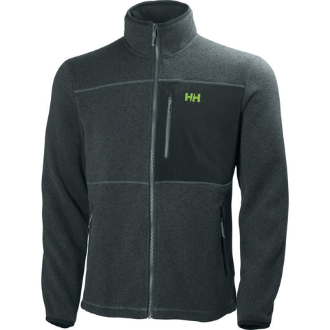 Helly Hansen Men's November Propile Fleece Jacket | Rock M 51728_898-M