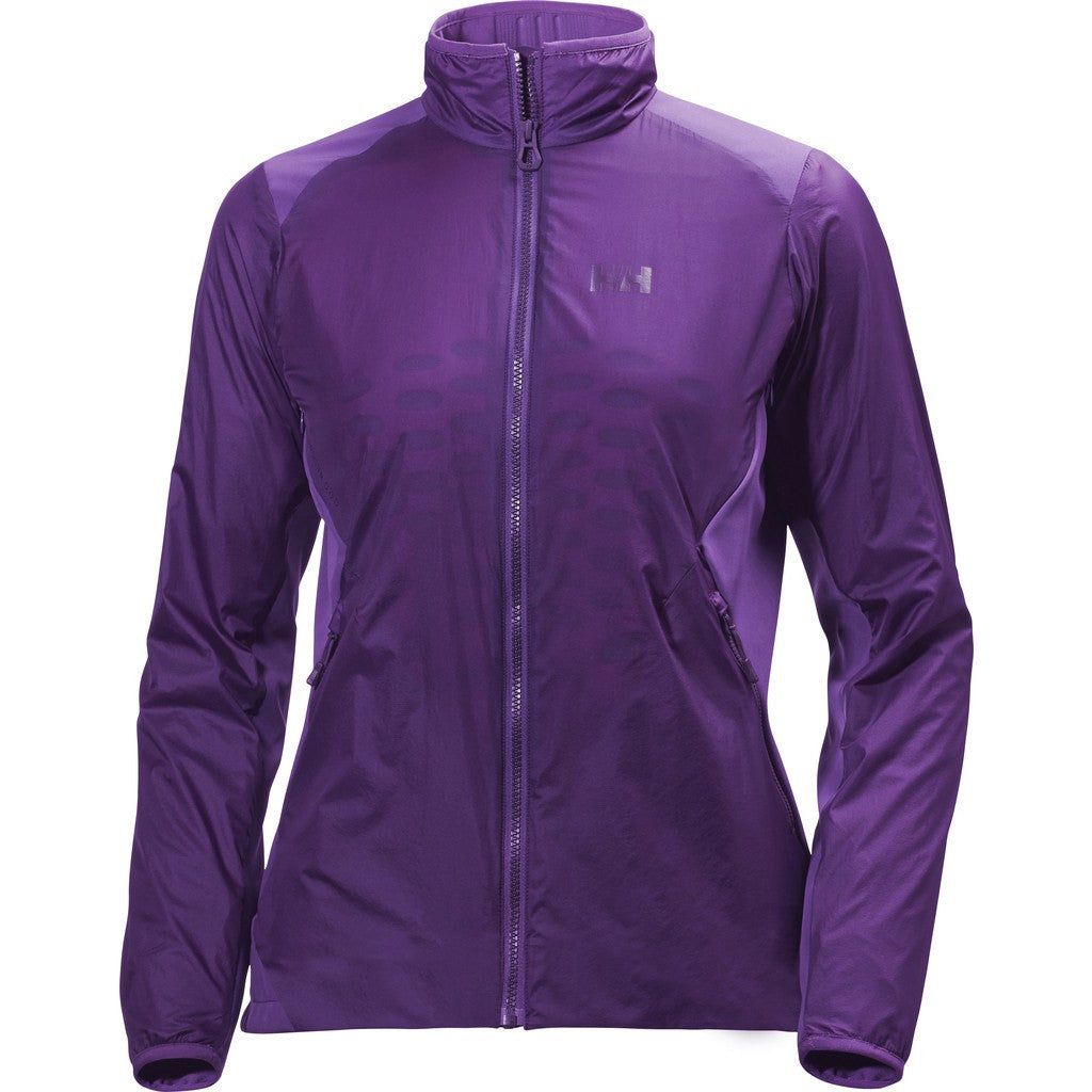 Helly Hansen Women's H2 Flow Fleece Jacket | Sunburned Purple S 51748_107-S