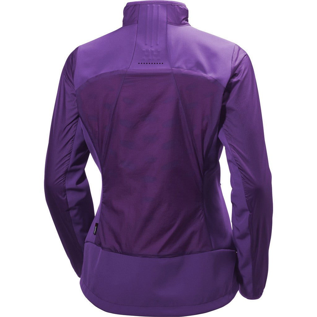 Helly Hansen Women's H2 Flow Fleece Jacket | Sunburned Purple M 51748_107-M