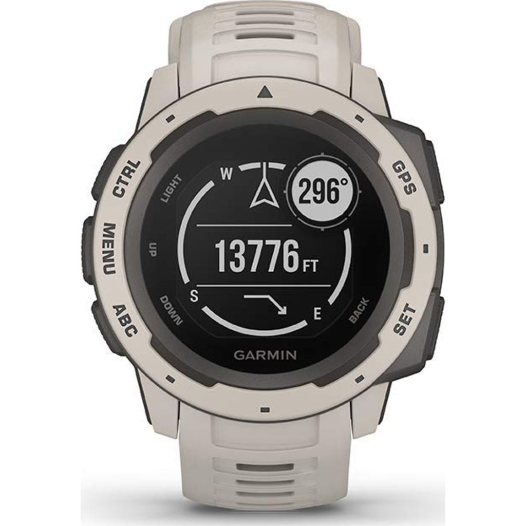 Garmin Instinct Outdoor GPS Watch | Tundra 010-02064-01