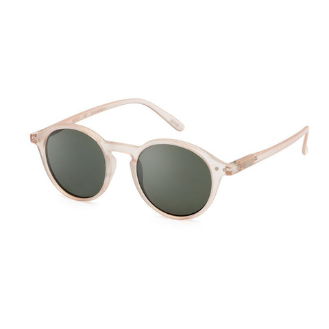 Izipizi Sunglasses D-Frame | Rose Quartz