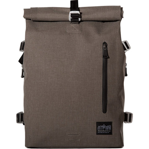 Manhattan Portage Medium Harbor Backpack | Black 5209-BL BLK / Dark Brown 5209-BL DBR