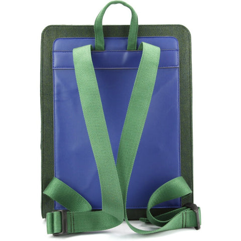 M.R.K.T. Evan Backpack | Midnight Green/Navy Blue 526040D