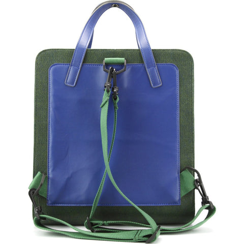 M.R.K.T. Evan Commuter Backpack | Midnight Green/Navy Blue 526041D
