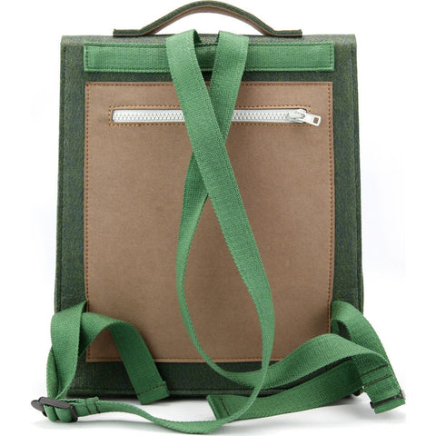 M.R.K.T. Mateo Mini Backpack | Midnight Green/Teak 534043D
