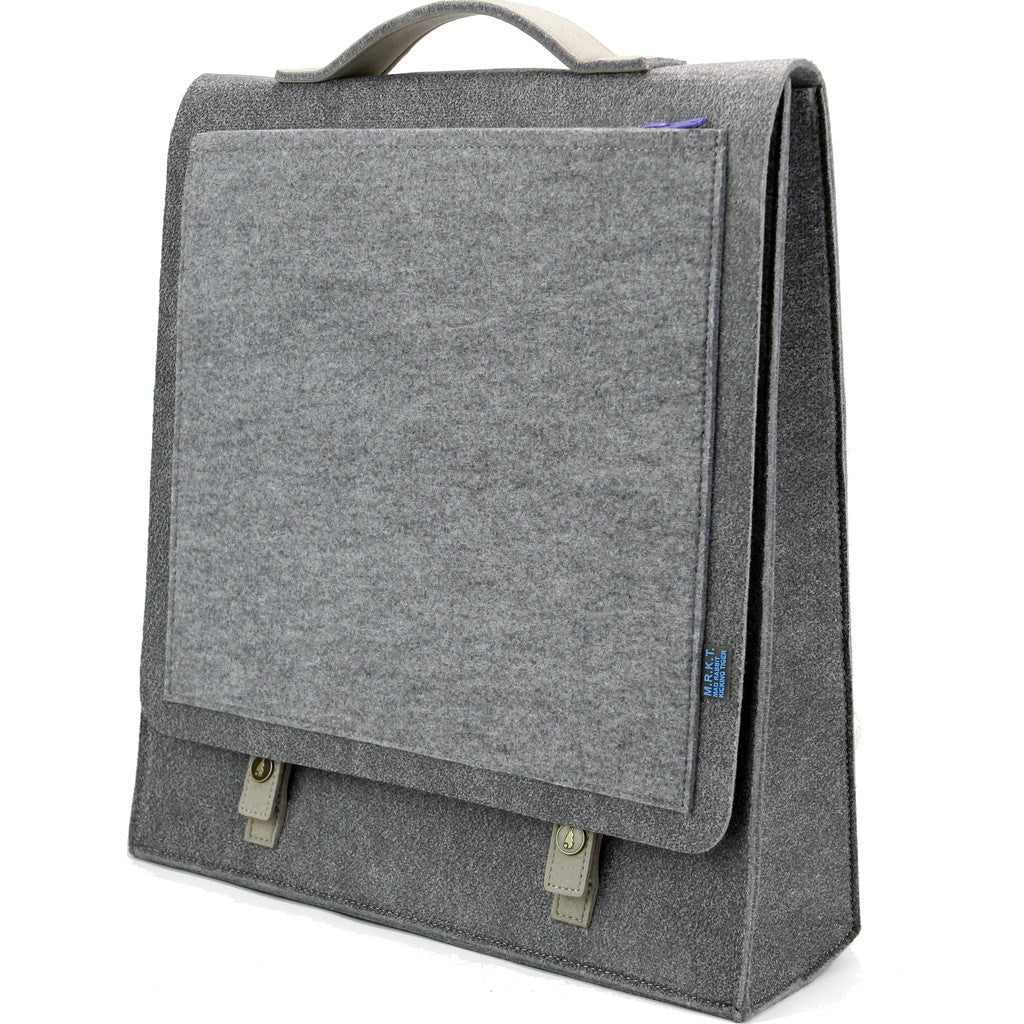 M.R.K.T. Mateo Backpack | Elephant Grey/Stone Grey 534922D