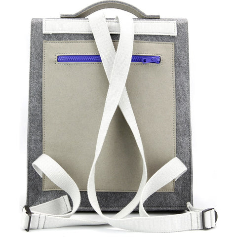 M.R.K.T. Mateo Mini Backpack | Elephant Grey/Stone Grey 534923D