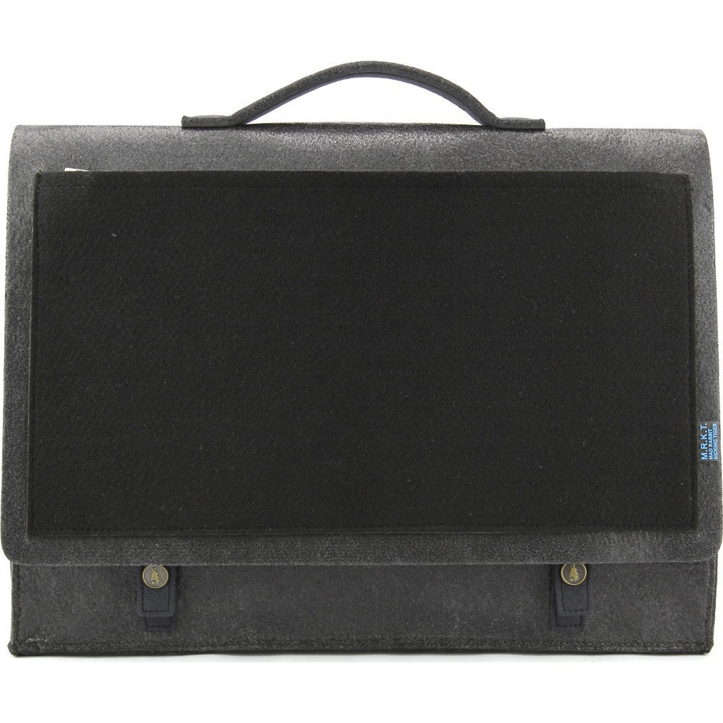 M.R.K.T. Mateo Briefcase | Charcoal/Iron 534970D