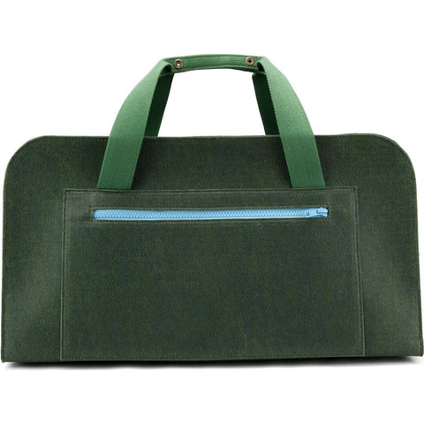 M.R.K.T. Ted Weekender Duffel Bag | Midnight Green/Green 536041D
