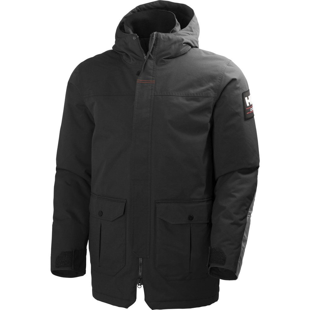 Helly Hansen Men's Urban Parka | Black M 54244_990-M