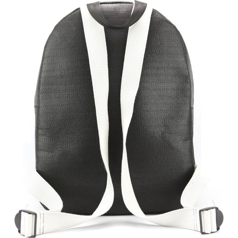 M.R.K.T. Stanley Backpack | Black/White 542504