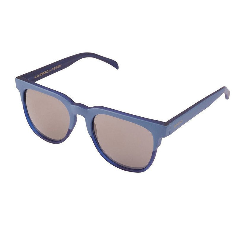 Komono Riviera Sunglasses | Two Tone Blue KOM-S1952