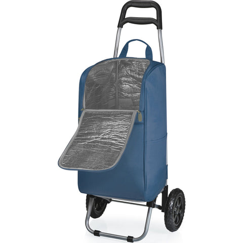 Picnic Time Oniva Rolling Cart Cooler