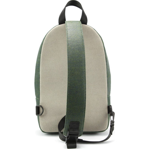 M.R.K.T. Kris Sling Bag | Midnight Green/Stone Grey 545041D