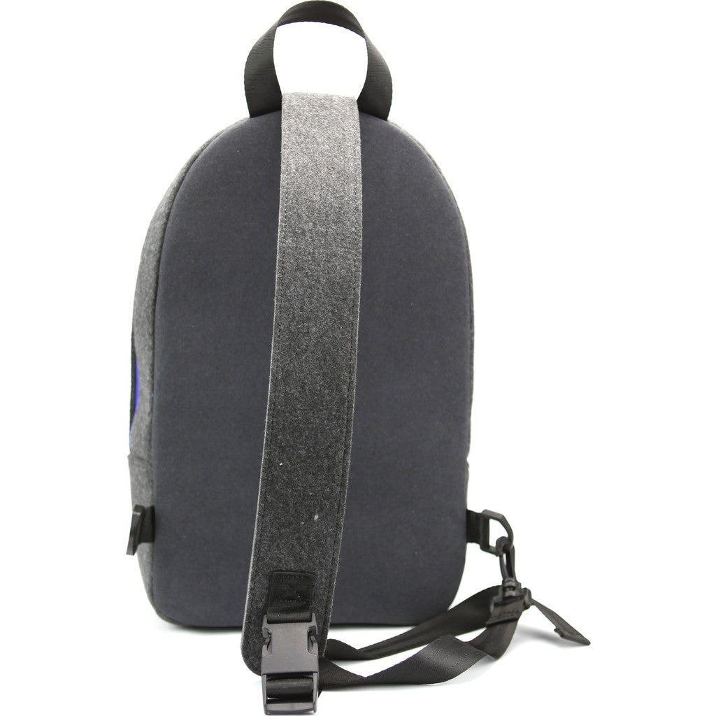M.R.K.T. Kris Sling Bag | Charcoal/Iron 545440D