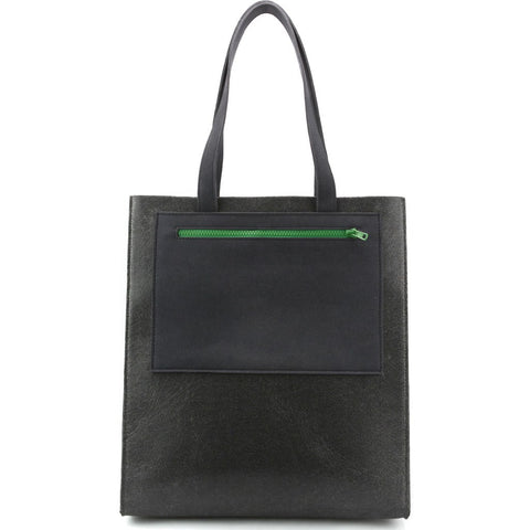 M.R.K.T. Clark Tote Bag | Charcoal/Midnight Green 546970D