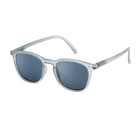 Izipizi Sunglasses E-Frame | Frosted Blue
