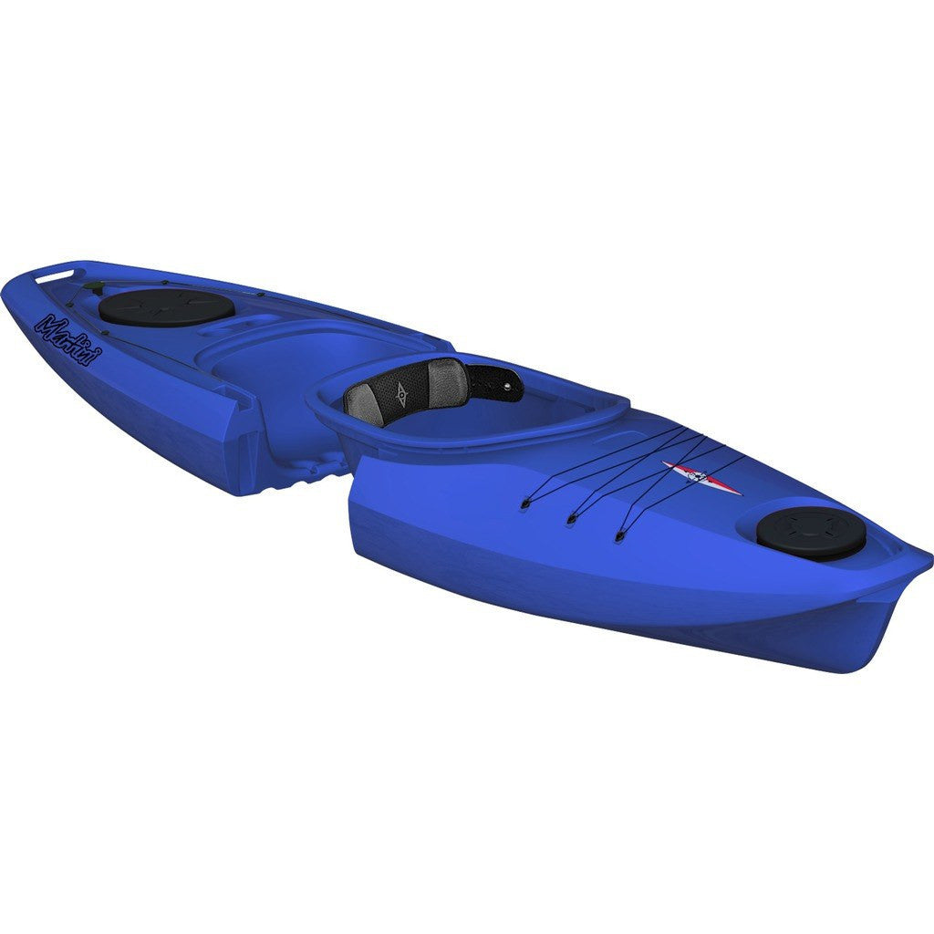 Point 65 Martini GTX Modular Kayak Back Section | Blue 30