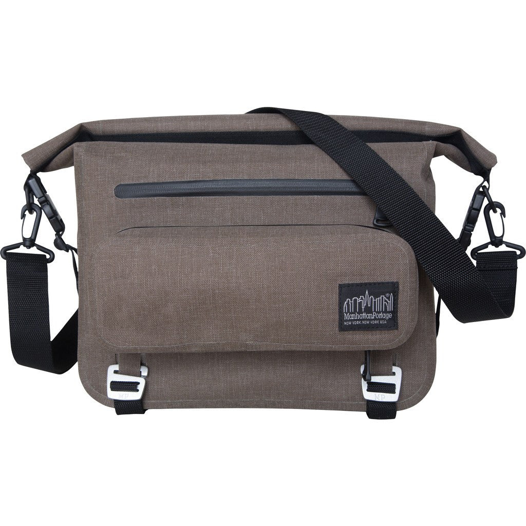 Manhattan Portage Harbor Bike Trunk Bag | Black 5535-BL BLK / Dark Brown 5535-BL DBR
