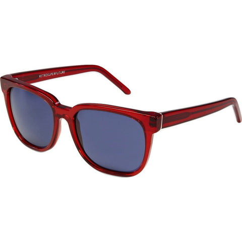 RetroSuperFuture People Sunglasses | Crystal Red 560