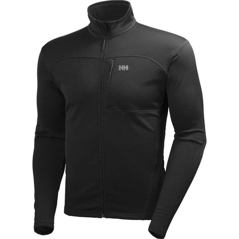 Helly Hansen Men's Vertex Stretch Midlayer | Black Size S 56028_990-S